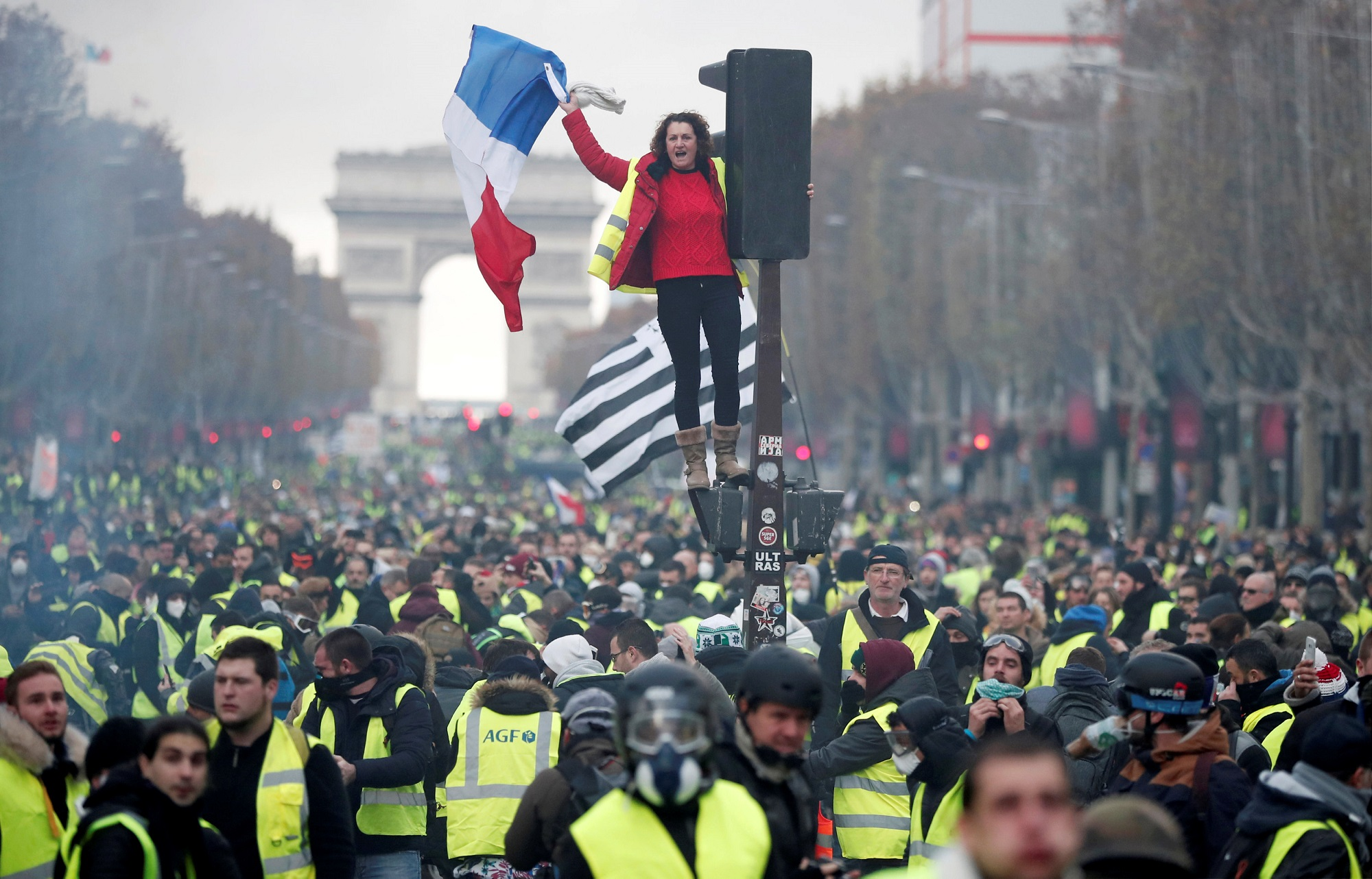 Cover for: Who are the gilets jaunes?