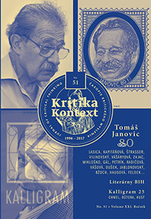 Cover of Kritika & Kontext