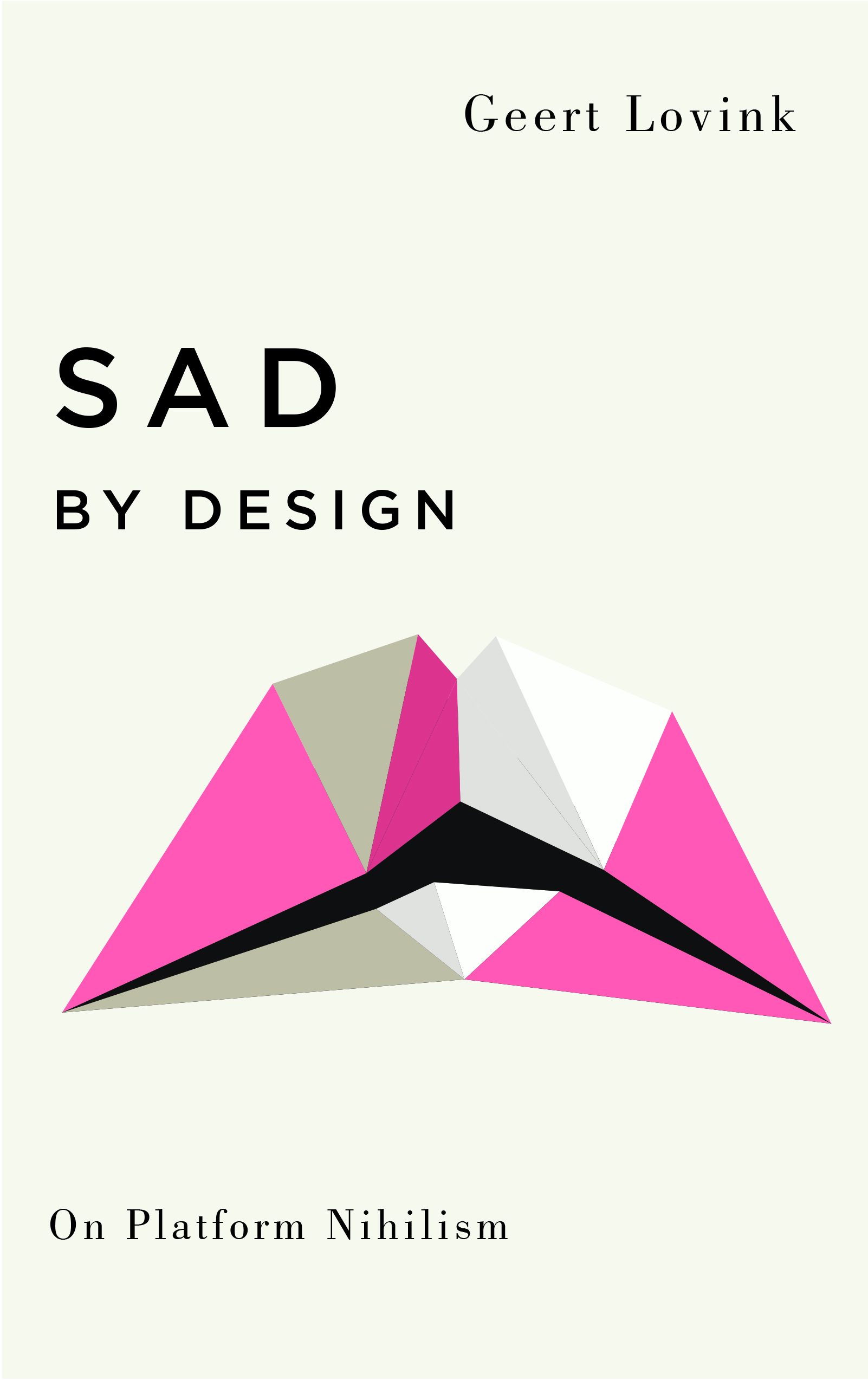 geert  sad by design the essay