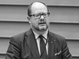 Cover for: Remembering Pawel Adamowicz's support for New Eastern Europe