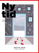 Cover of Ny Tid (Finland)