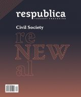 Cover of Res Publica Nowa