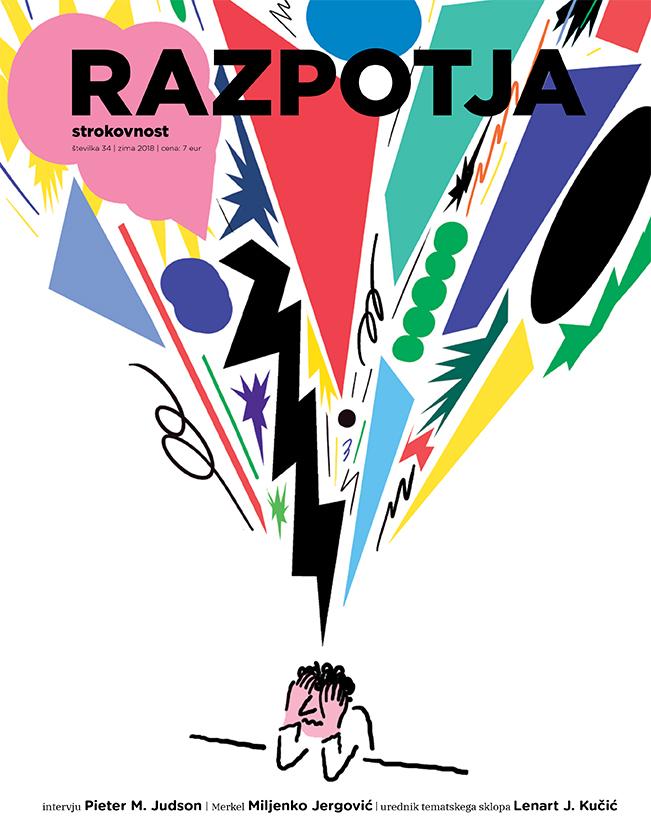 Cover of Razpotja