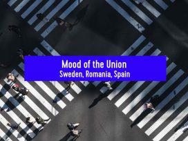 Cover for: Pro-European sentiment vs political fragmentation