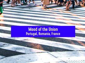Cover for: A new era in European politics