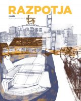 Cover of Razpotja