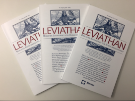 Cover for: New Eurozine partner: Leviathan