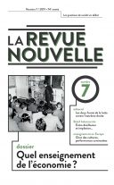 Cover of La Revue nouvelle