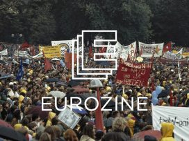 Cover for: The European peace project