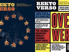Cover for: New Eurozine partner: rekto:verso