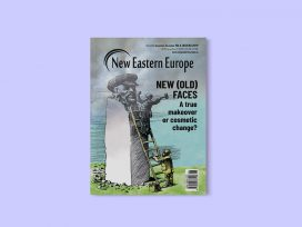 Cover for: Do new faces mean change?