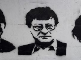 Cover for: Mahmoud Darwish and the spectre of the Arab intellectual-prophet
