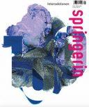 Cover of springerin