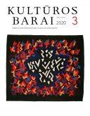 Cover of Kultūros barai