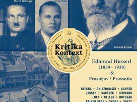 Cover for: Edmund Husserl and Prostějov/Proßnitz