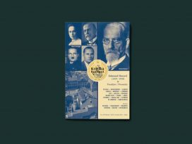 Cover for: Husserl in Moravia