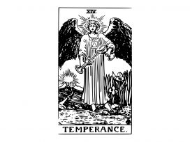 Cover for: Temperance