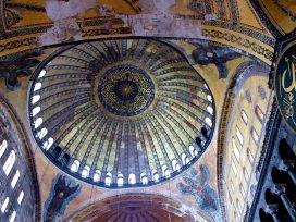 Cover for: Hagia Sophia: Politics before culture