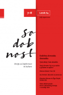 Cover of Sodobnost