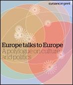 Cover of Eurozine Europe Talks to Europe