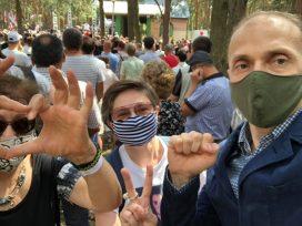 Cover for: Philosopher Olga Shparaga detained in Belarus