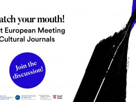 Cover for: 31st European Meeting of Cultural Journals