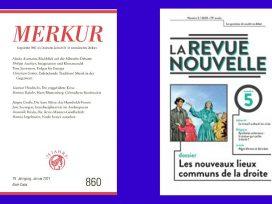 Merkur & La Revue Nouvelle turning 75