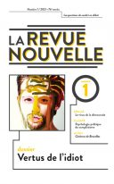 Cover of La Revue nouvelle