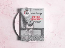 Cover for: Whither democracy?
