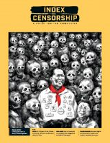 Cover of Index on Censorship