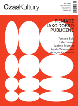 Cover of Czas Kultury