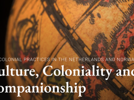 Cover for: Postcolonial practices - tune in to the debate today